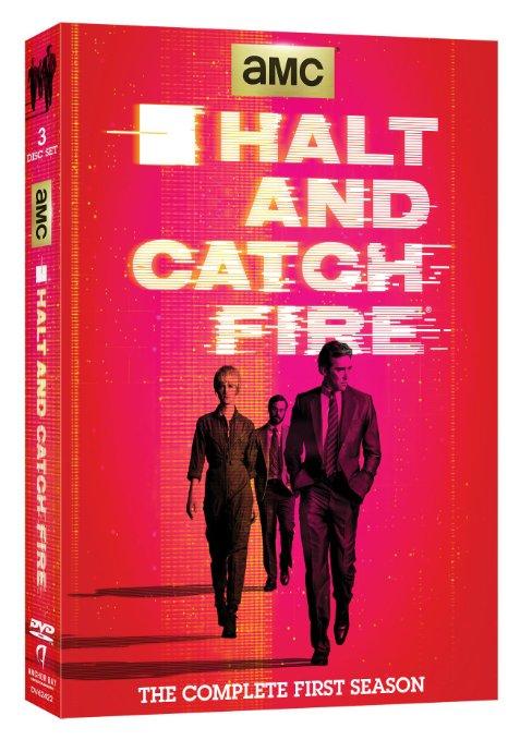 Halt and Catch Fire Season 1 DVD