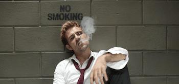 Matt Ryan Smoking Constantine Rage of Caliban