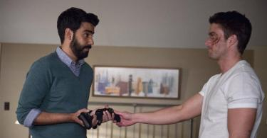 Rahul Kohli Robert Buckley Patriot Brains iZombie