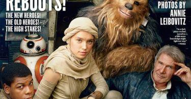 Star Wars The Force Awakens Vanity Fair Cover June 2015