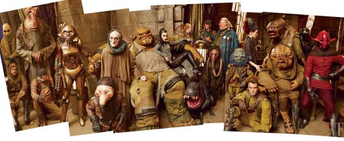 Star Wars The Force Awakens Vanity Fair June 2015