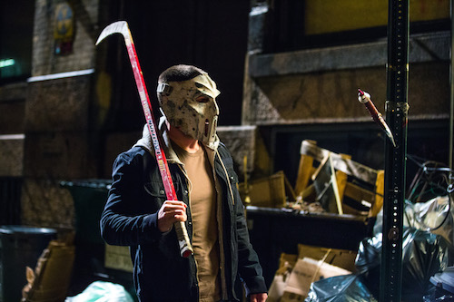 Stephen Amell Casey Jones Teenage Mutant Ninja Turtles 2