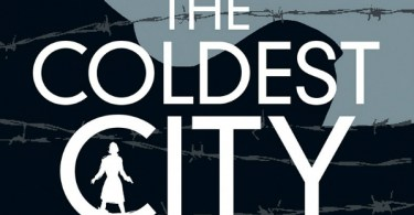 The Coldest City Graphic Novel Cover