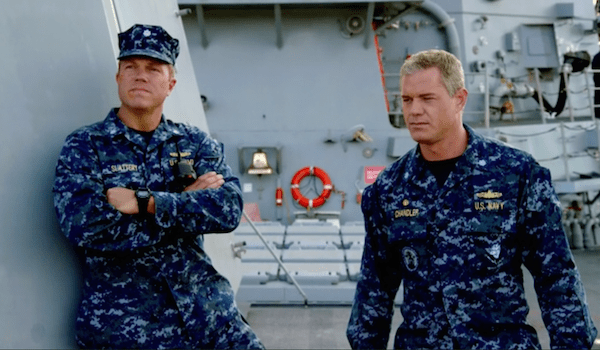 Adam Baldwin Eric Dane It's Not a Rumor The Last Ship