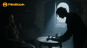 Alfie Allen Sophie Turner Game of Thrones Hardhome
