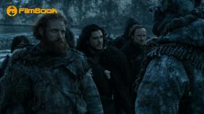 Ben Crompton Kit Harington Kristofer Hivju Ross O Hennessy Game of Thrones Hardhome