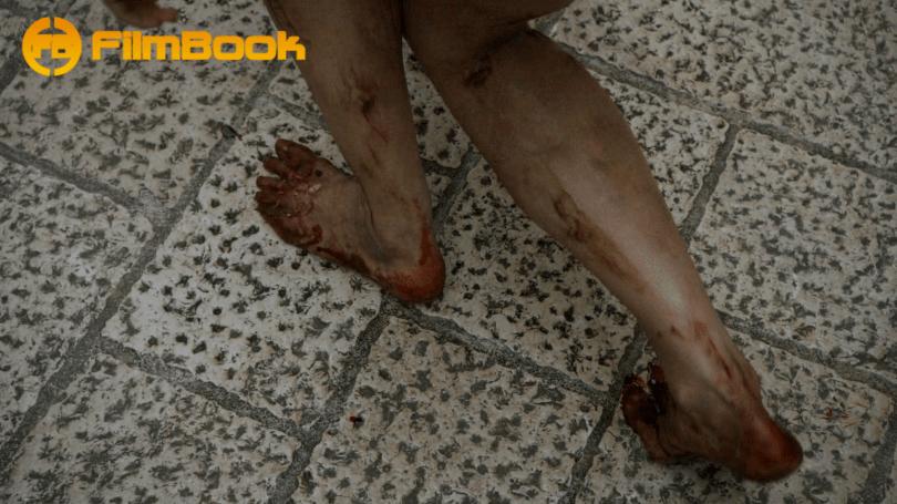 Cersi Lannister Bleeding Feet Game of Thrones Mothers Mercy