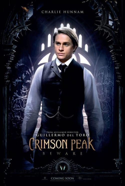 Charlie Hunnam Crimson Peak
