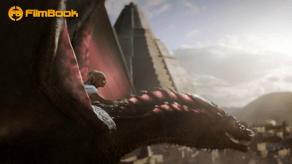 Emilia Clarke Drogon Game of Thrones The Dance of Dragons