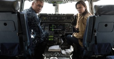 Eric Dane Rhona Mitra Fight the Ship The Last Ship