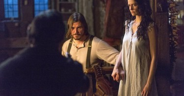 Eva Green Josh Hartnett Penny Dreadful And Hell Itself My Only Foe