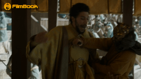 Joel Fry Stabbed Game of Thrones The Dance of Dragons