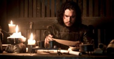 Kit Harington Mothers Mercy Game of Thrones