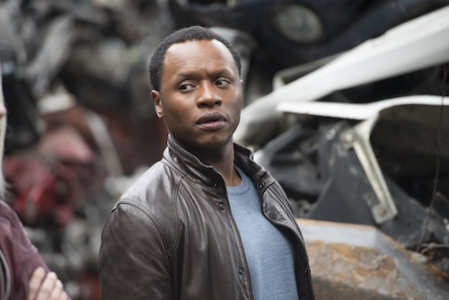 Malcolm Goodwin Blaine's World iZombie