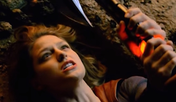 Melissa Benoist Ax Supergirl Pilot