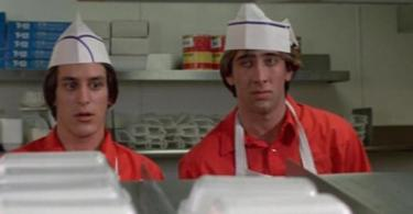 Nicolas Cage Fast Times At Ridgemont High