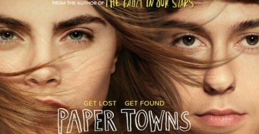 Paper Towns Movie Banner
