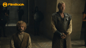 Peter Dinklage Iain Glen Game of Thrones Hardhome