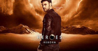 Ryan Guzman Heroes Reborn Poster