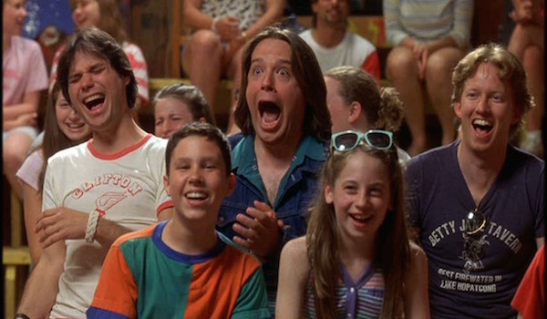 Wet Hot American Summer: First Day of Camp Teaser Trailer