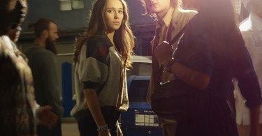 Alycia Debnam-Carey Frank Dillane Fear The Walking Dead