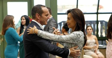 Clark Gregg Ming-Na Wen Agents of SHIELD Face My Enemy