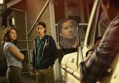 Cliff Curtis Elizabeth Rodriguez Lorenzo James Henrie Fear The Walking Dead