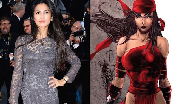 Elodie Yung Daredevil Gi Marvel Comics