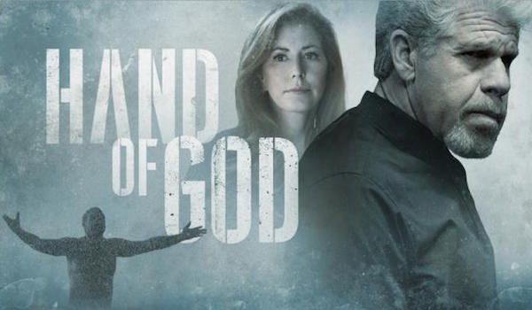 Hand of God TV Show Banner