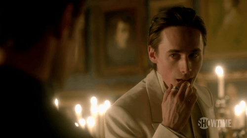 Harry Treadaway Reeve Carney Penny Dreadful And They Were Enemies