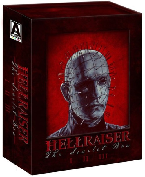 Hellraiser Bluray Set