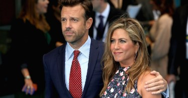 Jennifer Aniston Jason Sudeikis Were The Millers European Premiere