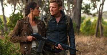 Kim Englebrecht Christopher Egan Dominion
