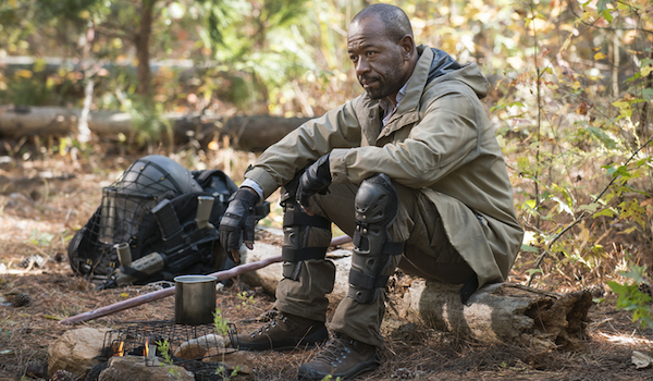 Lennie James The Walking Dead Conquer
