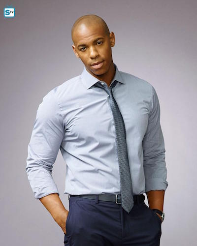 Mehcad Brooks Supergirl