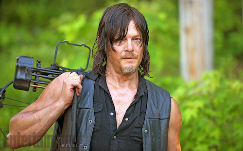 Norman Reedus The Walking Dead Season Six