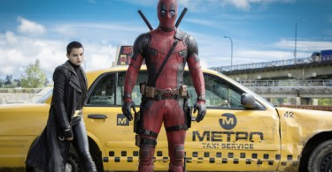 Ryan Reynolds Brianna Hildebrand Deadpool
