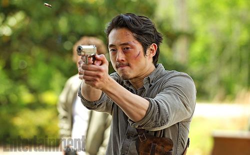 Steven Yeun The Walking Dead Season Six