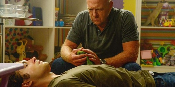 Alexander Koch Dean Norris Under the Dome Love is a Battlefield