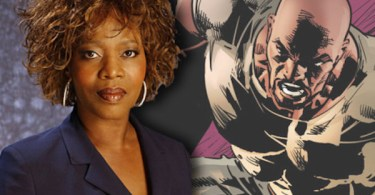 Alfre Woodard Luke Cage Comic Book