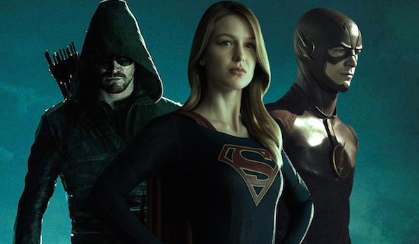 Arrow Supergirl The Flash