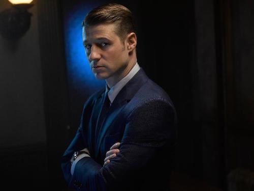 Ben McKenzie Gotham Season 2 Portrait