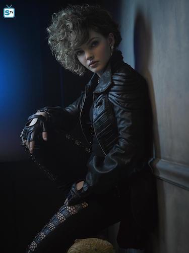 Camren Bicondova Gotham Season 2 Portrait