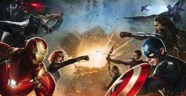 Captain America Civil War Concept Art