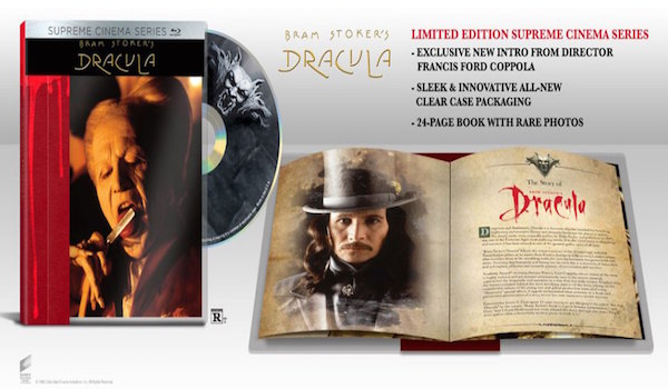 Dracula Gets Blu-Ray Treatment