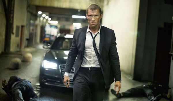 Ed Skrein The Transporter Refueled