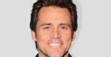 Jim Carrey Smiling