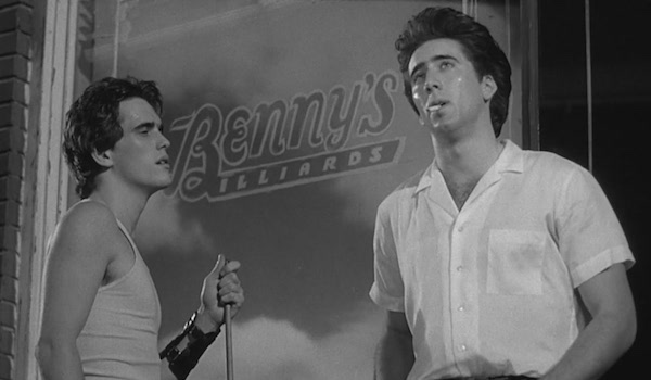 Matt Dillon Nicolas Cage Rumble Fish