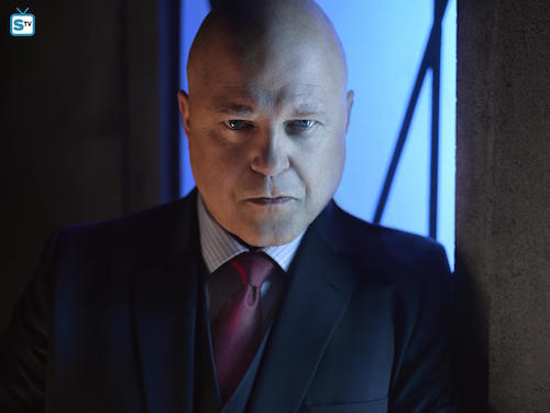 Michael Chiklis Gotham Season 2 Portrait