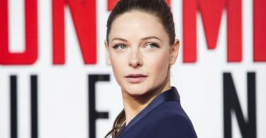 Rebecca Ferguson Mission Impossible Rogue Nation London Premiere